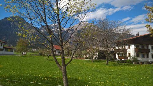 atsigavimas,kalnai,gamta