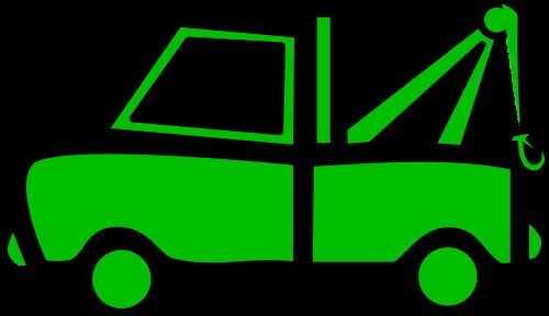 recovery van van vehicle