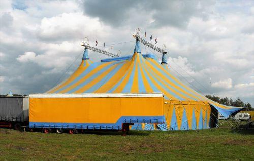recreation circus circus tent