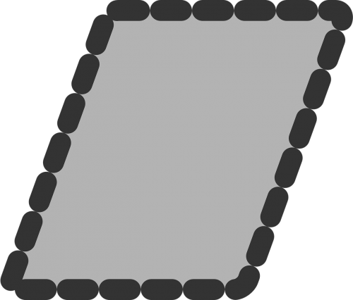 rectangle diamond shape