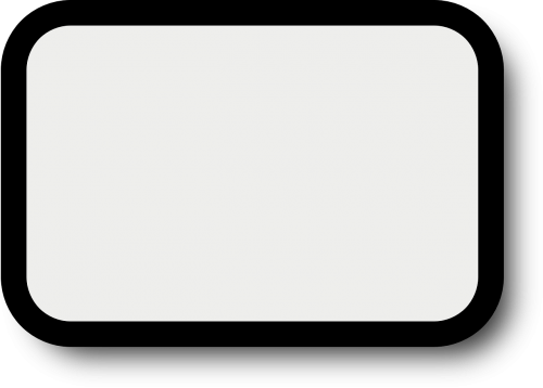 rectangle frame rounded
