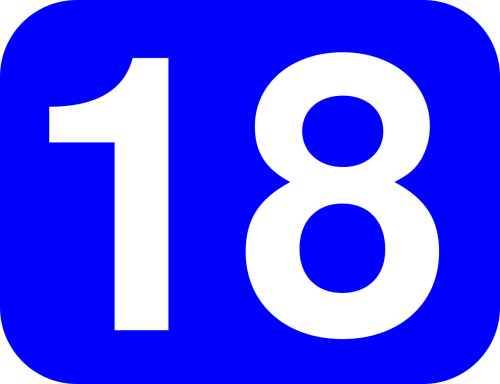 rectangle rounded number