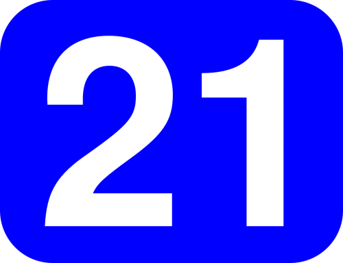 rectangle rounded 21