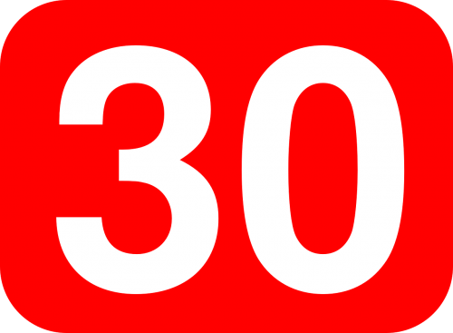 rectangle rounded 30