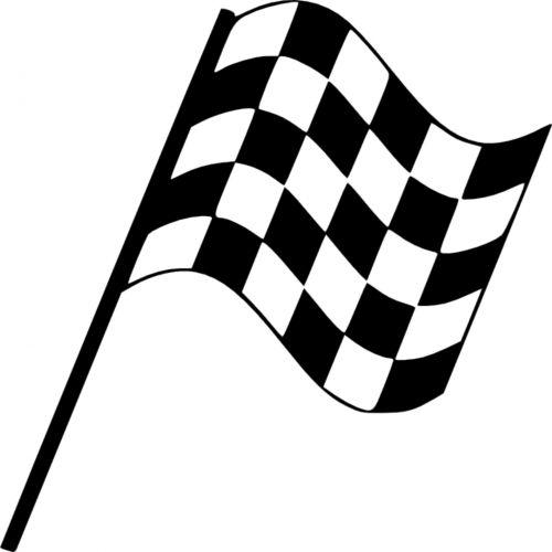Rectangle Checker Flag