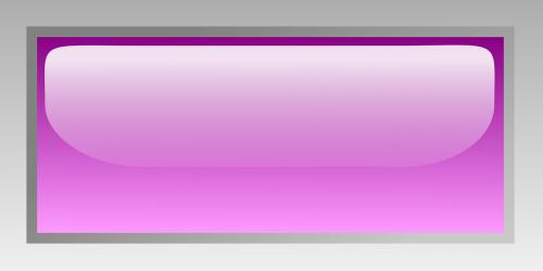 rectangular led button