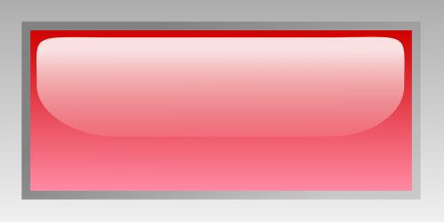 rectangular led red