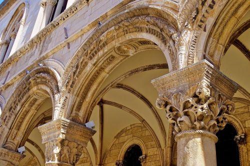 rectors palace croatia dubrovnik