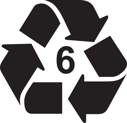recycle types 6