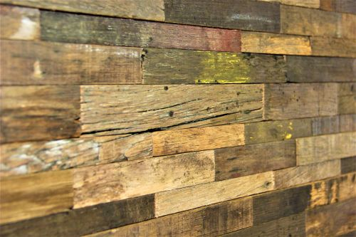 recycled timber wall panel panel