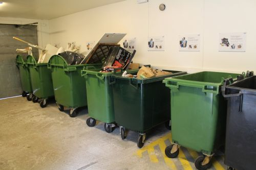 recycling eco cottage waste recycling