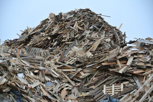 recycling wood source separation