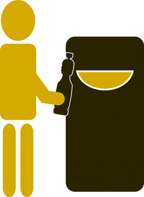recycling containers icon