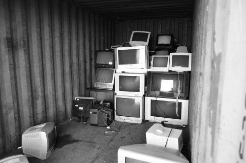 Recycling Old TV
