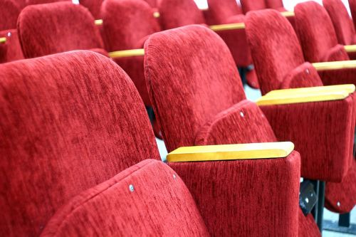 red seat hall