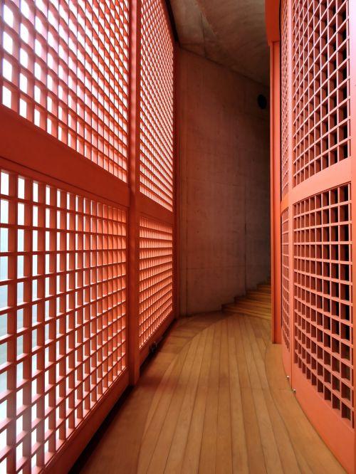 japan red lattice