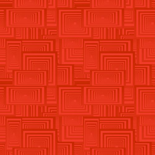 red rectangle pattern