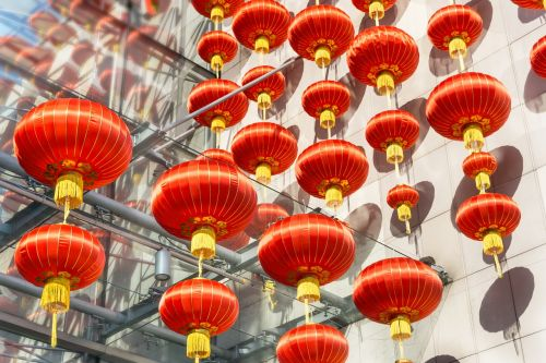 red chinese modernity