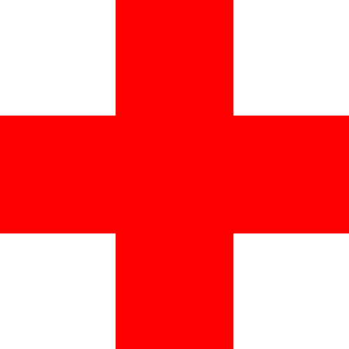 red cross aid