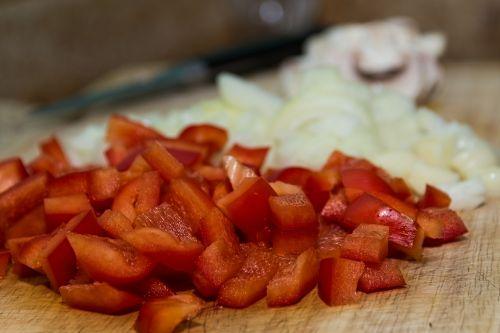 red paprika organic