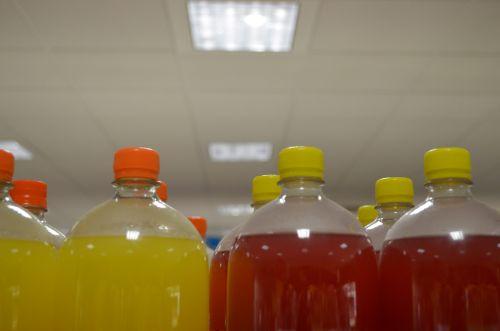 Red And Yellow Lemonade