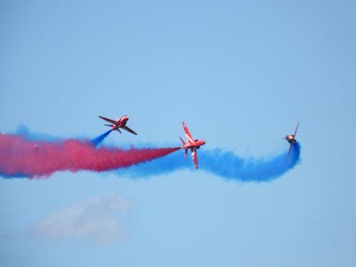 red arrows airshow air display