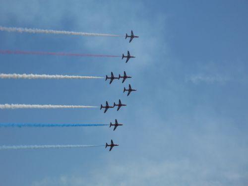 Red Arrows Flight Display Team