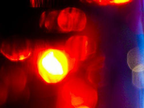 Bokeh, fonas, raudona, mėlynas, burbuliukai, raudona & nbsp, kraujo ląstelės, mėlynos & nbsp, dryželiai, spalvinga, raudona bokeh