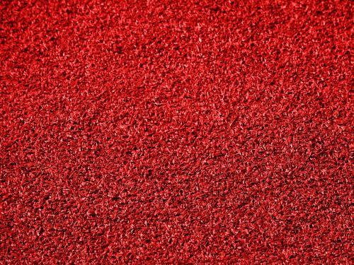 Red Bristle Background