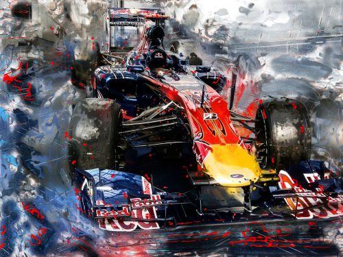 red bull auto f1