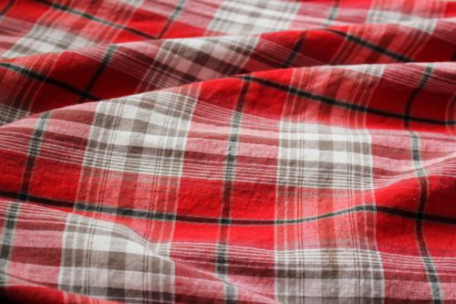 Red Checkered Background 6