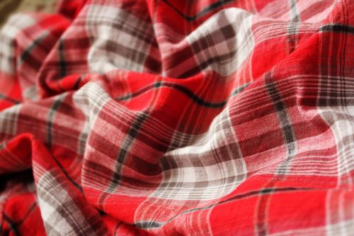 Red Checkered Background 8