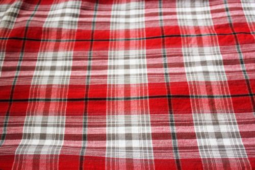 Red Checkered Background 9