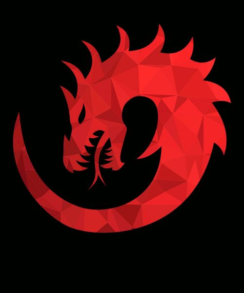 red dragon fire dragons dragon tail