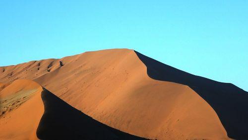 raudonos kopos,Namibija,dykuma,rotorinis smėlis