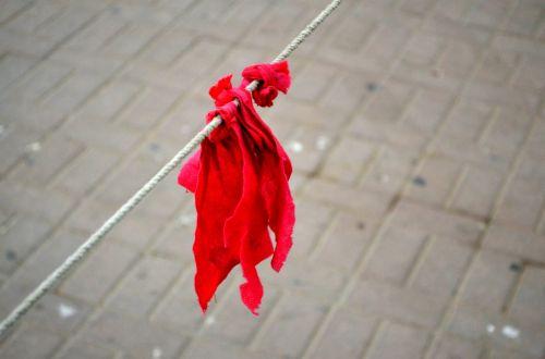 įspėjimas, raudona & nbsp, vėliava, lynai, barjeras, išlaikyti & nbsp, iš, simbolis, pavojus, raudonas vėliavos įspėjimas