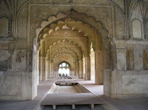 red fort delhi buildings ancient