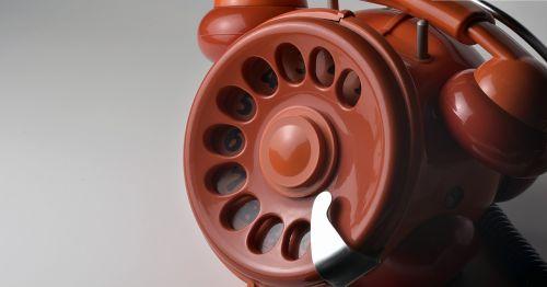 red headphone vintage headphone phone stylish