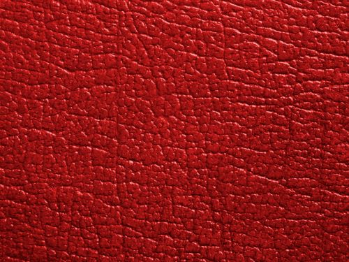 Red Leather Effect Background