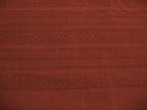 Red Linen Cloth Texture