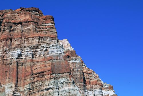 Red Mountain Blue Sky