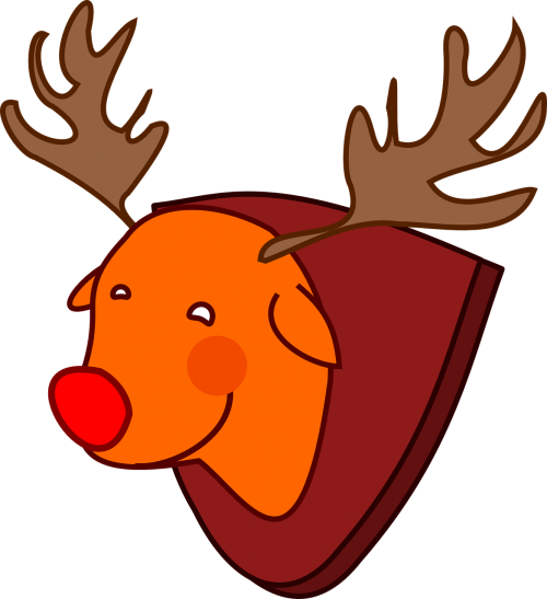 red-nosed reindeer rudolph