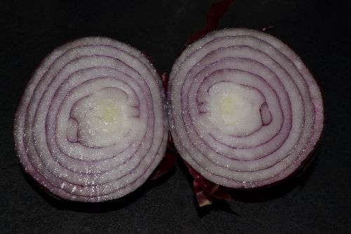 red onion food vegetable