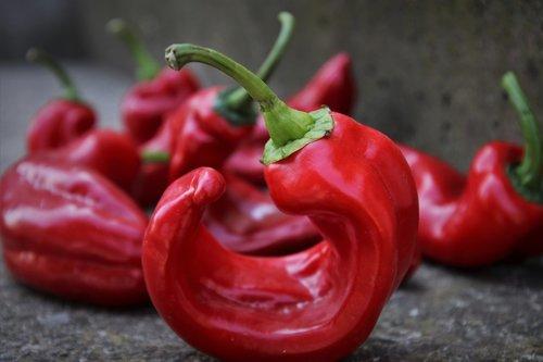 red pepper  vegetables  vitamins