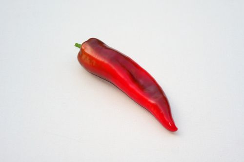 red pepper delicious frisch
