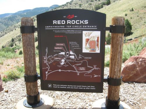 red rock amphitheater denver