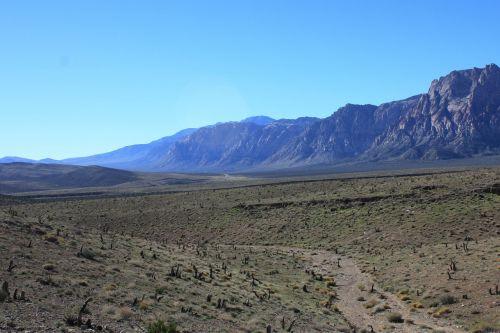 red rock canyon mountains canyon