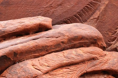 red rocks arizona texture