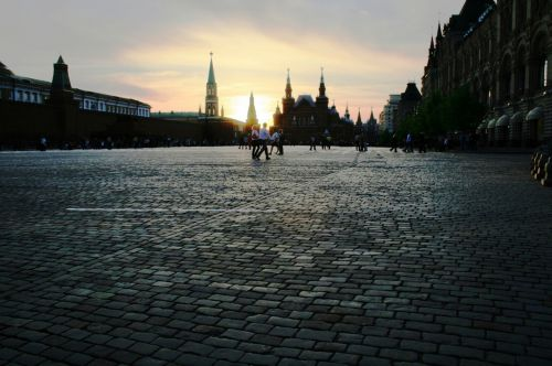 Red Square Plaza