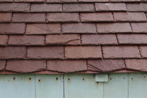 red tile roof tile roof